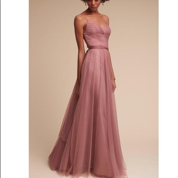 b4f7cab55bc84 BHLDN Dresses | Nwt Tinsley Dress Rose Quartz | Poshmark